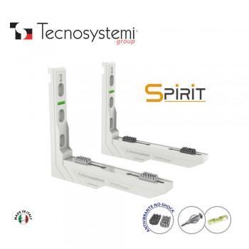 Кронштейн из ударопрочного пластика XS100 Plus Spirit Tecnosystemi