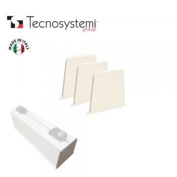 Крышка (заглушка) Suelo Maxi для напольных опор Tecnosystemi