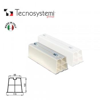 Напольные монтажные блоки Suelo Maxi - 350 (пара) Tecnosystemi