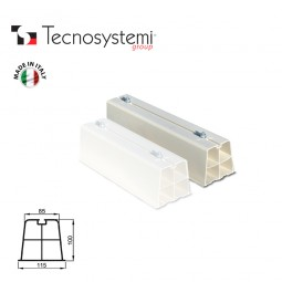 Напольные монтажные блоки Suelo Maxi - 450 (пара) Tecnosystemi