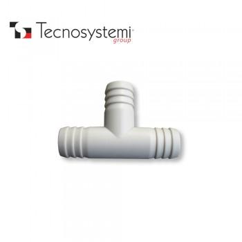 Т-образный разветвитель для шланга D18-20 Tecnosystemi