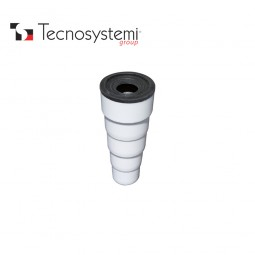 Муфта для дренажного шланга D16-18-20-25 Tecnosystemi