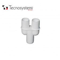 Тройной Y-разветвитель D16 M-M-M Tecnosystemi