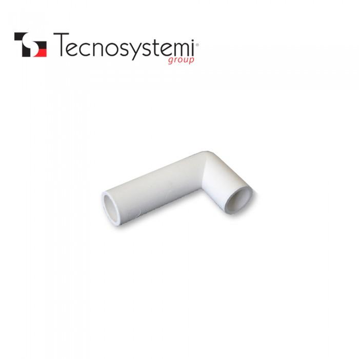 Разветвитель 90° из гибкой резины ø 15-20 Tecnosystemi