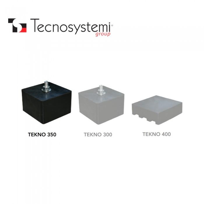 Напольный виброизолятор Tekno 350 Tecnosystemi