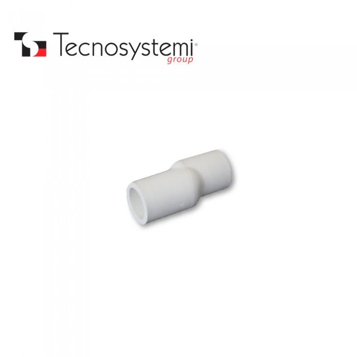 Изогнутый разветвитель из гибкой резины ø 15-20 Tecnosystemi