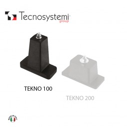 Напольный виброизолятор Tekno 100 Tecnosystemi