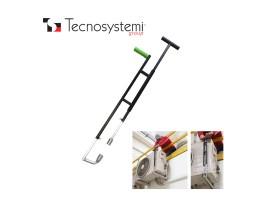 Гаечный ключ для монтажа/демонтажа наружных блоков кондиционеров Tecnosystemi<br>