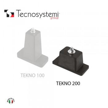Напольный виброизолятор Tekno 200 Tecnosystemi