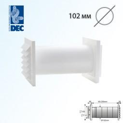 Клапан приточный DEC DTL-98E