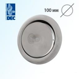 Клапан приточный металлический DEC DVS-P100Y / 1