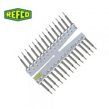 Калибр для капиллярных труб Refco 10971