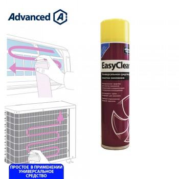 Аэрозольное средство для очистки испарителей и конденсаторов EasyClean 600 мл