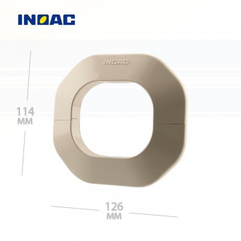 Короб декоративный INOAC NK-75 (крышка настенная)