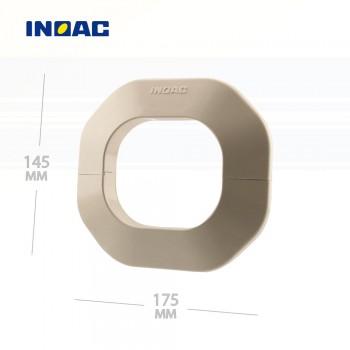 Короб декоративный INOAC NK-100 (крышка настенная)