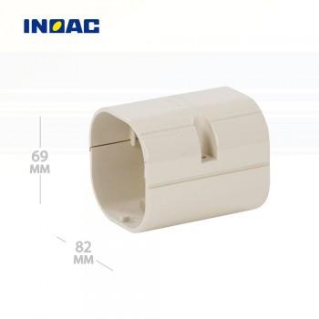 Короб декоративный INOAC NS-75 (соединительный элемент)