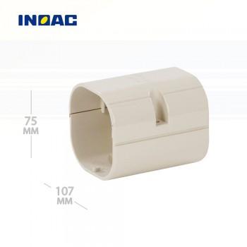 Короб декоративный INOAC NS-100 (соединительный элемент)