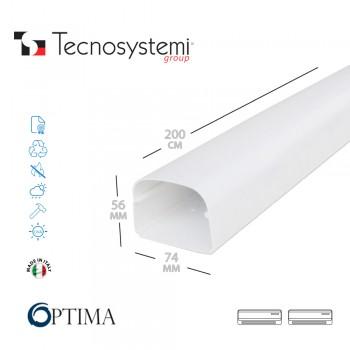 Короб декоративный Optima T 75 Tecnosystemi