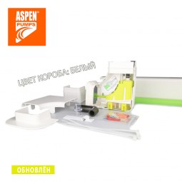Мини-помпа ASPEN Mini Lime Inoac Silent+White New 2020