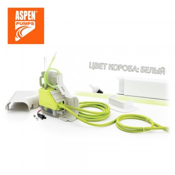 Мини-помпа ASPEN Mini Lime Inoac Silent+White