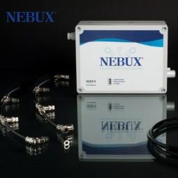 Дренажный насос с функцией распыления конденсата Nebux Superior для бытовых сплит и мульти сплит-систем до 12,5 кВт