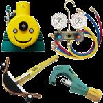 Оборудование для монтажа и сервиса