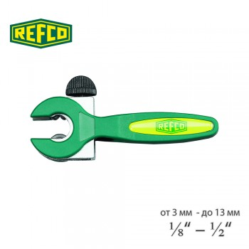 Труборез с трещоткой Refco RTC-13