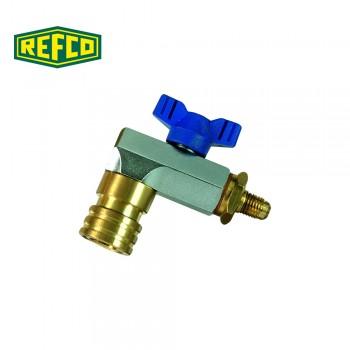 "Сервисный клапан Refco CX-AUTO-B-1/4"" SAE"