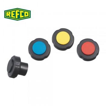 Регулировочная ручка манометра Refco M4-7-SET-B+N+R+Y