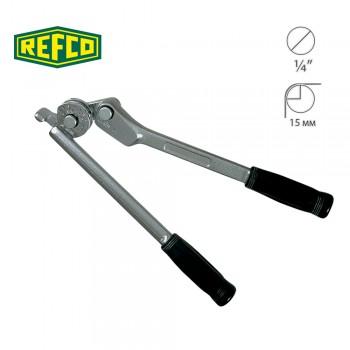 Трубогиб Refco RFA-364-FH-04