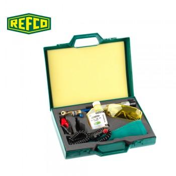 Ультрафиолетовый течеискатель Refco UV-12-KIT