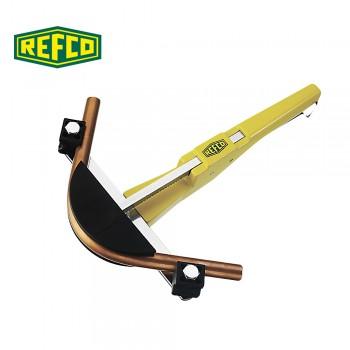Трубогиб арбалетный Refco TELL-7 в комплекте с труборезом и риммером
