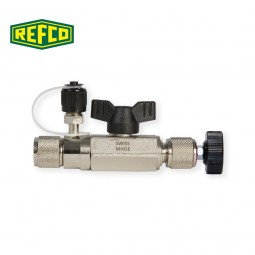 Приспособление для замены ниппелей Refco 32525-1/4''SAE