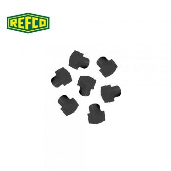 Регулировочная ручка манометра Refco M4-6-09-N (черная)