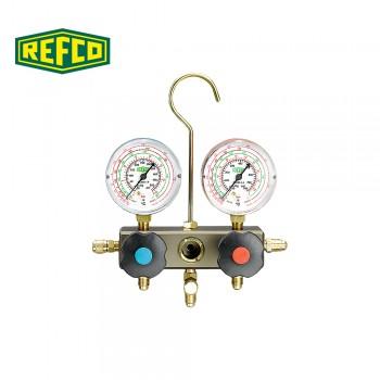 Манометрический коллектор Refco BM2-8-DS-CLIM