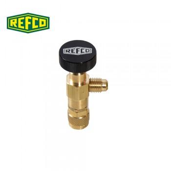 Клапан сервисный Refco A-38010