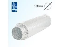 Шумоглушитель 160 мм x 0,5 м DEC Sonodec 25 TRD<br>
