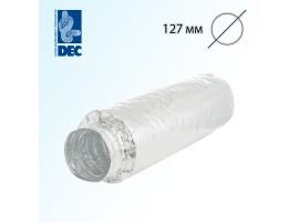 Шумоглушитель 127 мм x 0,5 м DEC Sonodec 25 TRD<br>