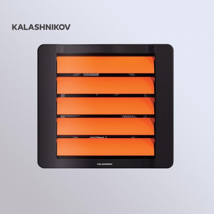 Водяной тепловентилятор KALASHNIKOV KVF-W38-12