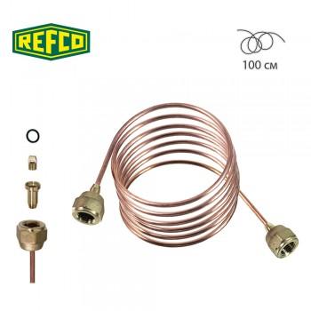 Трубка капиллярная Refco TCK-1000-V