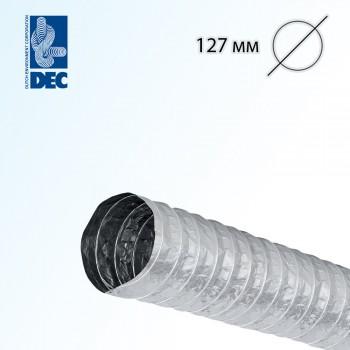 Воздуховод DEC Aludec AA3 127/10