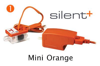 Мини-помпа ASPEN Silent+ Mini orange